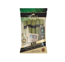 King Palm Hand-Rolled Leaf - 5 XXL Rolls