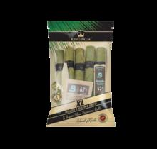 King Palm Hand-Rolled Leaf - 5 XL Rolls
