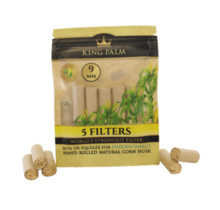 King Palm 9mm Filter's 5 Pack
