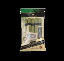 King Palm Hand-Rolled Leaf - 5 King Rolls