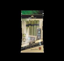King Palm Hand-Rolled Leaf - 5 Slim Rolls
