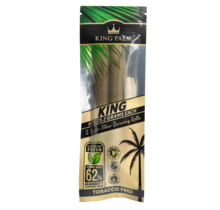 King Palm Hand-Rolled Leaf 2 - PK King Rolls