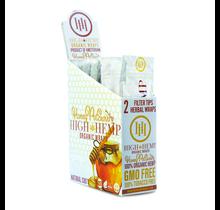 High Hemp Organic CBD Wraps Honey Pot Swirl (BOX)
