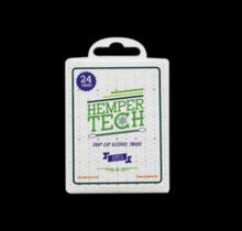 Hemper Tech Snap Cap Alcohol Swabs (24CT)