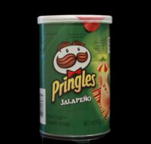 Pringles Jalapeno Stash Can 2.5 Oz