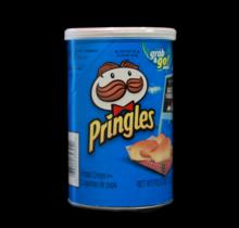 Pringles Salt & Vinegar Stash Can 2.5 Oz
