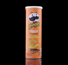 Pringles Pizza Stash Can 5.5 Oz