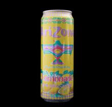 Arizona Lemonade Stash Can