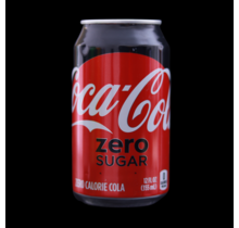 Diet Coke Zero Stash Can