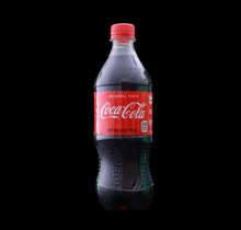 Coke 20 Oz Bottle Stash
