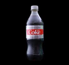 Diet Coke 20 Oz Bottle Stash