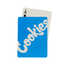 Cookies Playing Cards