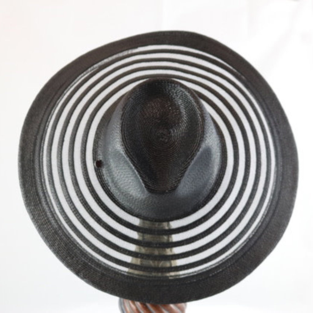 CANADIAN HAT Ladies Extra Wide Brim Fedora