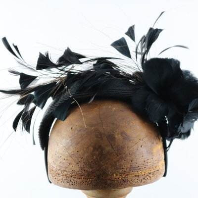GIOVANNIO HEADBAND FASCINATOR