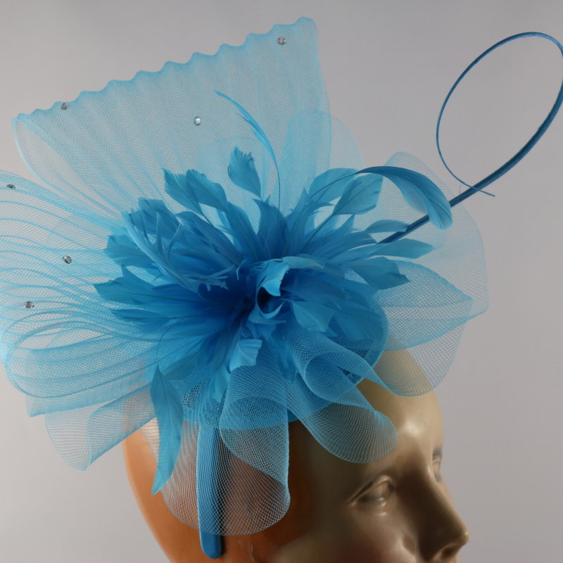 Something Special SINAMAY & CRINLONE FASCINATOR