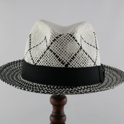 MAGILL HAT CRISCROSS PAPER STRAW HAT