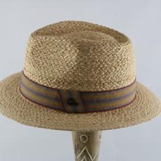 GOTTMANN HEMMINGWAY STRAW HAT