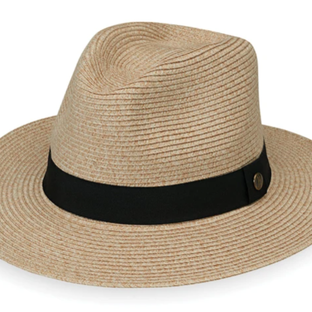 WALLAROO PALM BEACH SUMMER FEDORA