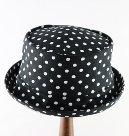 LILLIE & COHOE POLKA DOT BUCKET