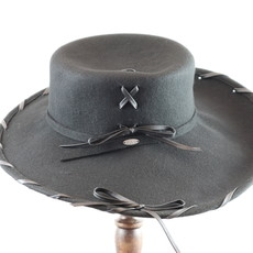 CANADIAN HAT EXTRA WIDE BRIM CORDOBES STYLE
