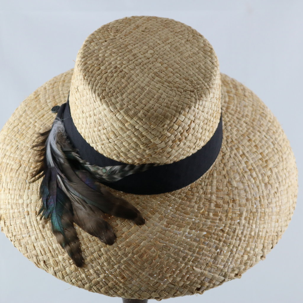 CANADIAN HAT CLODINA WIDE BRIM HAT