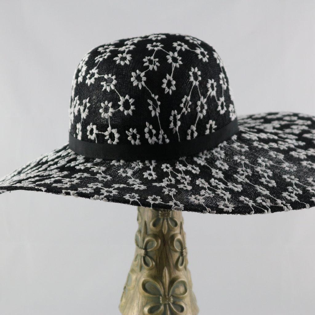 CANADIAN HAT DAISY FLOWER LARGE BRIM