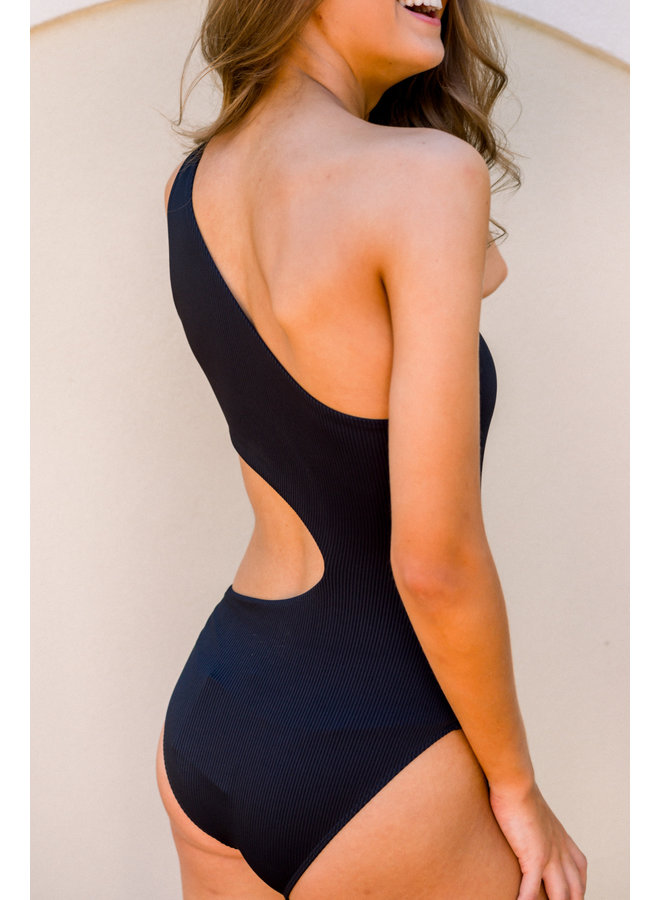 Celine Black One Piece