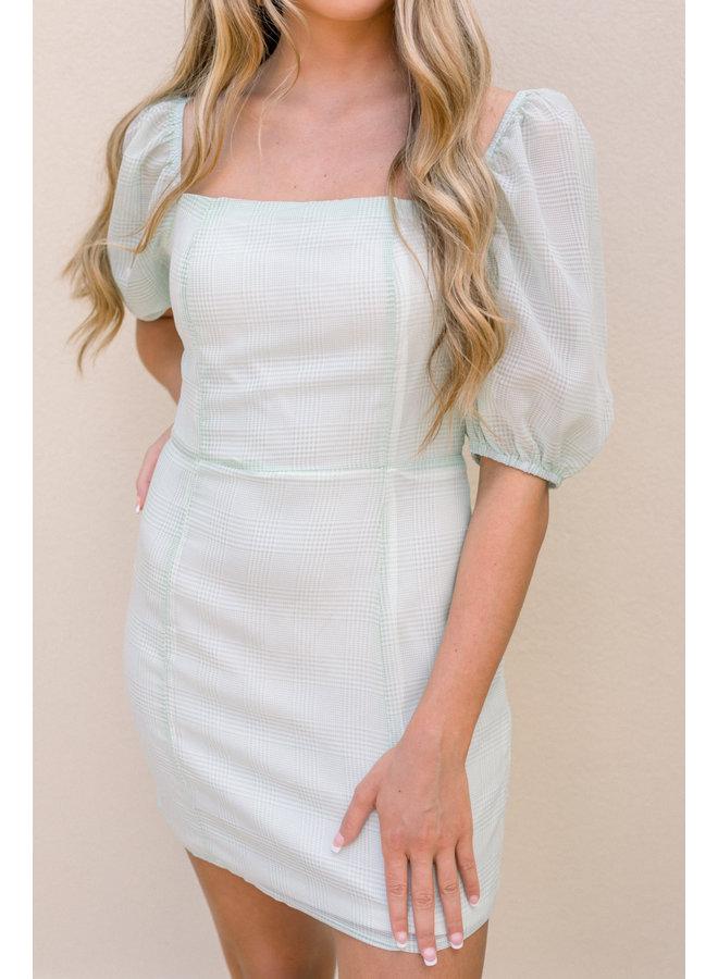 Hope Sage Dress