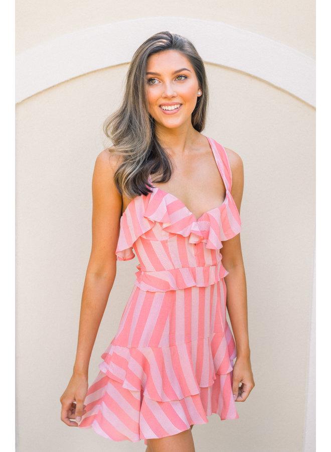 Julia Bubblegum Dress