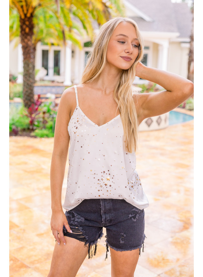Starry Eyes Tank Top