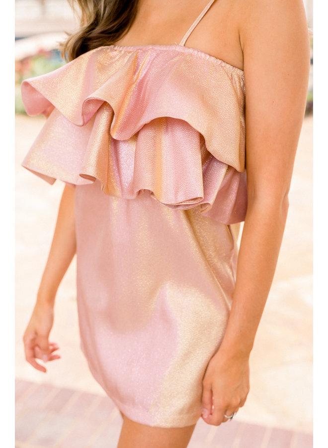 Kelsey Rose Dress