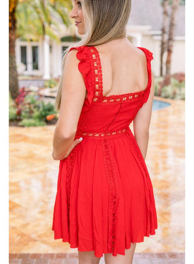 Adams Laced Dress