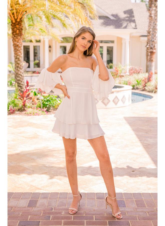 Ruffle Me Up Dress
