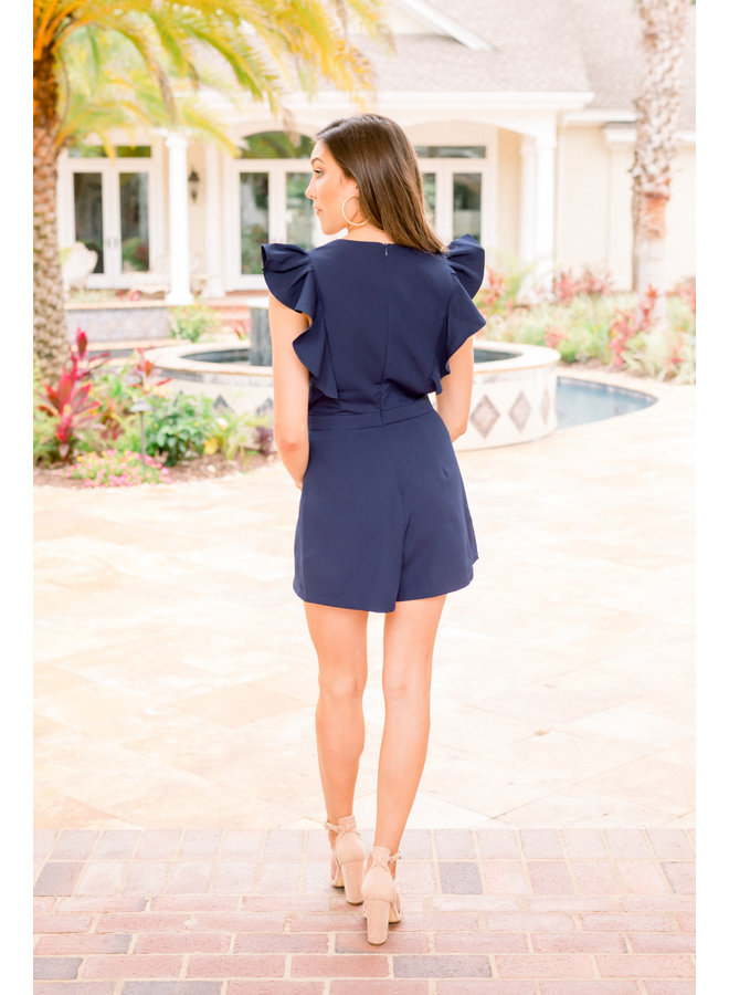 Truly Yours Romper