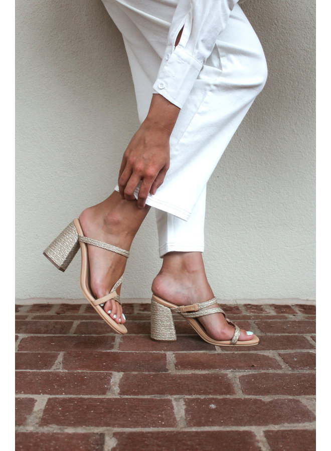 Bali Naked Heels