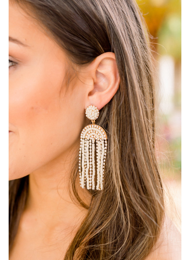 Fairly Fancy Earring