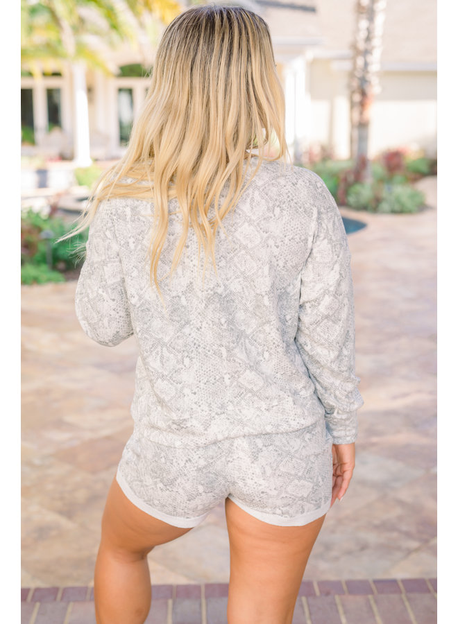 Snakes and Stones Shorts