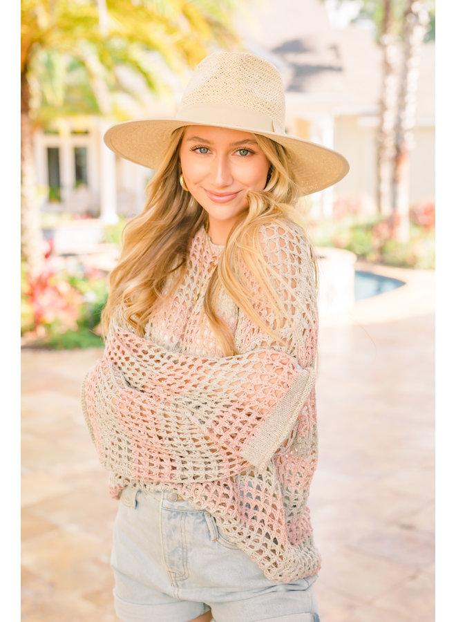 Natural Emma Hat