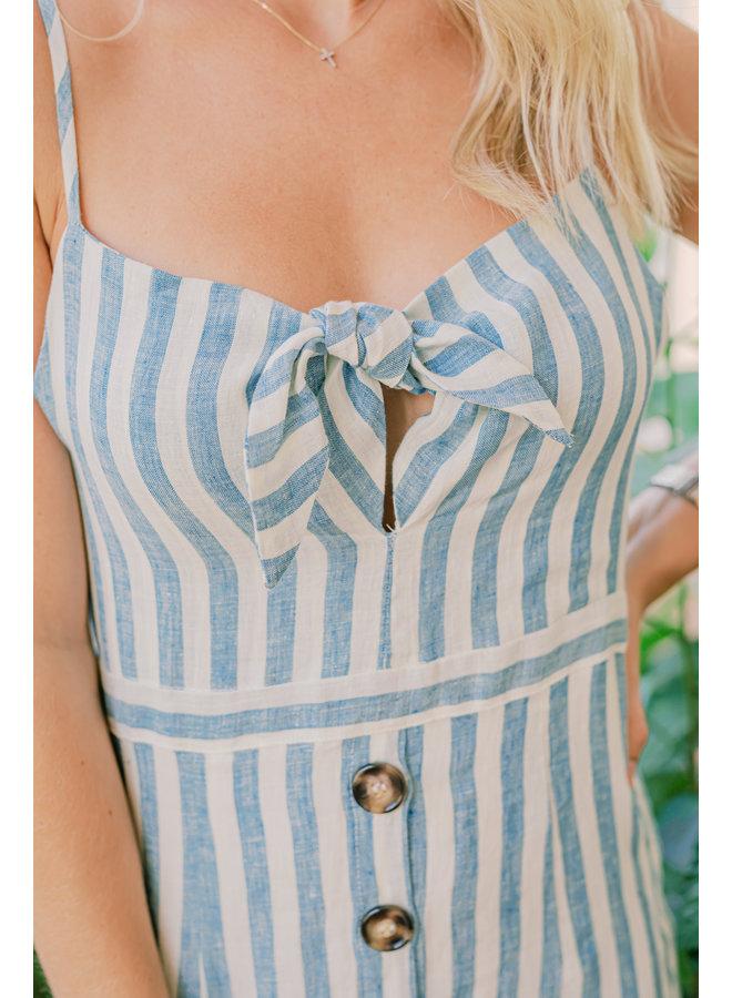 Crisp & Coastal Dress