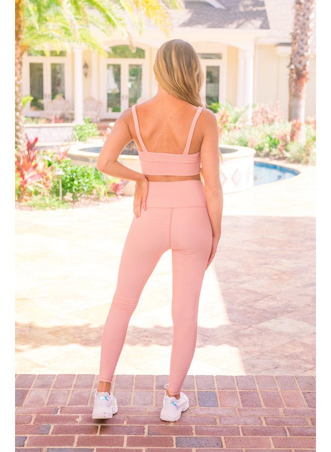 Ayla Legging Pink