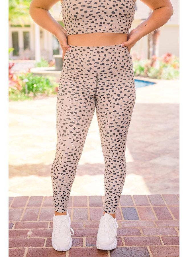 Spotted Ayla Legging