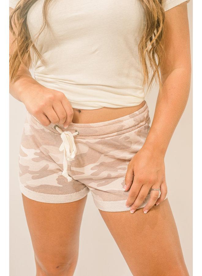 Ma'am Yes Ma'am Shorts
