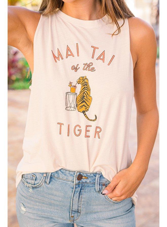 Mai Tai of the Tiger Tank