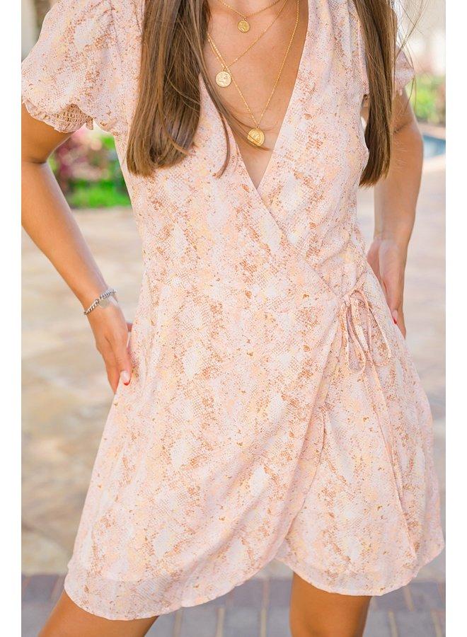 Too Peachy Dress