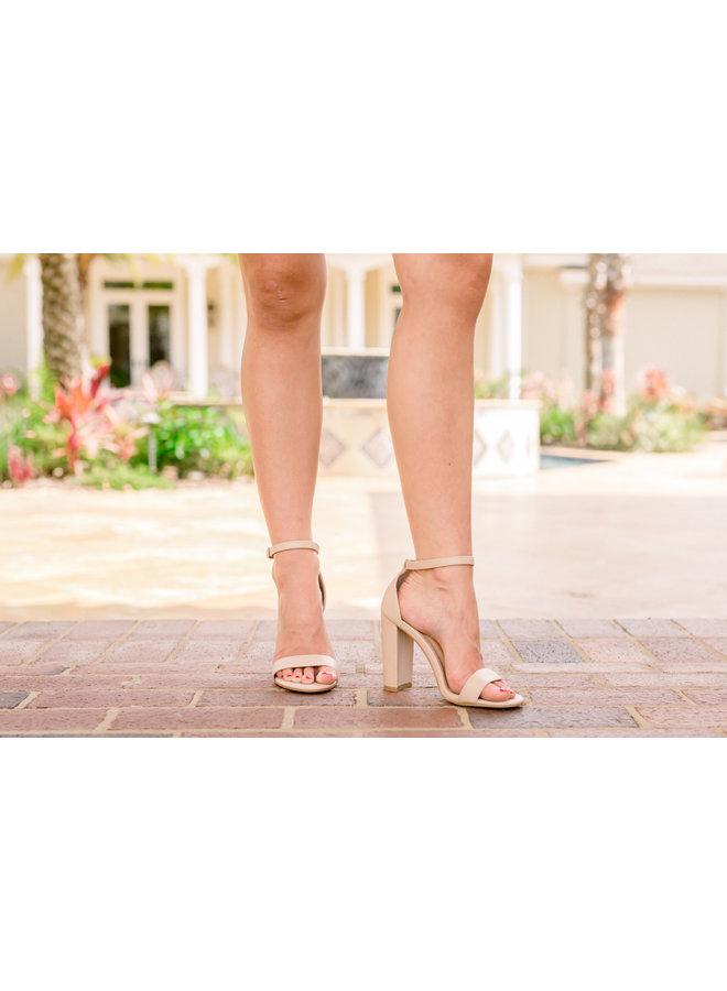 Always the Bridesmaid Heels