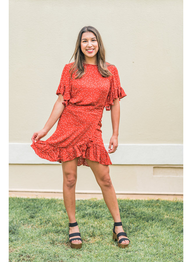 Connecting The Dots Dress