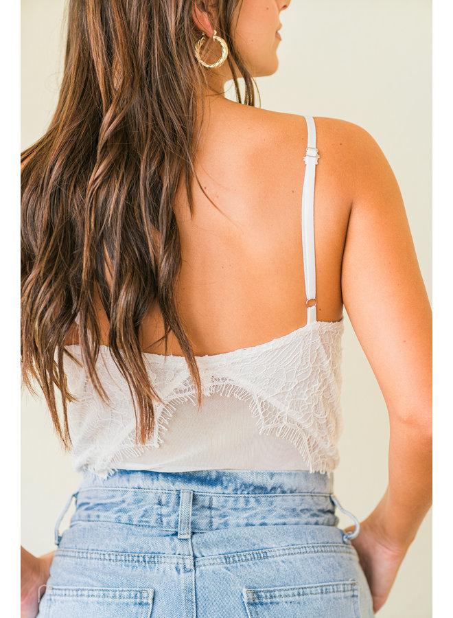 Lace Me In Love Bodysuit