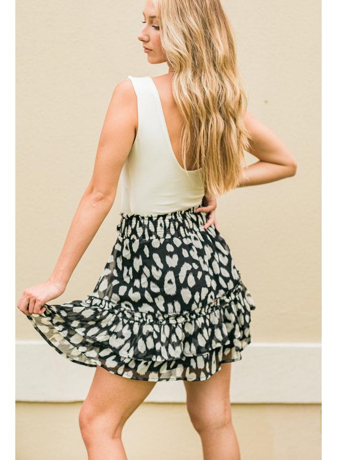 Black Bandit Skirt