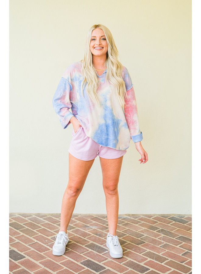 Oh So Cozy Lounge Shorts
