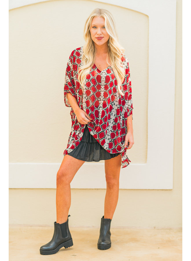 Finest in the Land Tunic